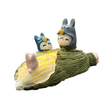 Figurki i zabawki pluszowe wyświetlacz modelu Zabawki Kaczka Myszka Zabawne Gumowy Dla chłopców Dla dziewczynek 1 Sztuk