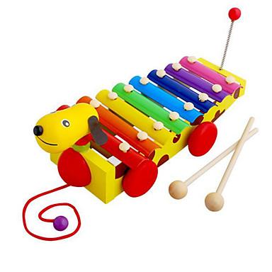 Cymbałki Zabawka edukacyjna Zabawki Zabawne Zabawa Drewniany 1 Sztuk Dzień Dziecka Prezent