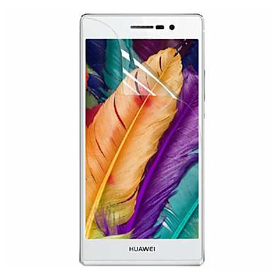 υψηλής ευκρίνειας οθόνη προστάτης για Huawei ανάβαση P7 (3 τμχ)