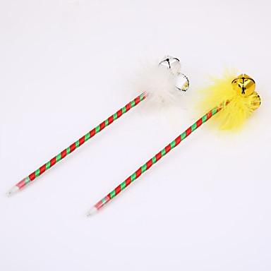 Kalem Tükenmez Kalemler Kalem,Plastik Metal Varil Siyah mürekkep Renkleri For Okul malzemeleri Ofis malzemeleri Pack