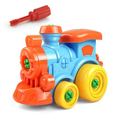 Jucării pentru mașini Jucarii Tren Jucarii Aeronavă Tren Jucarii Novelty Plastic Băieți Bucăți