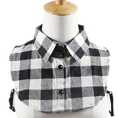 Bărbați Dame Guler Dantelă Design Basic La modă Bijuterii Pentru Zi de Naștere Zilnic