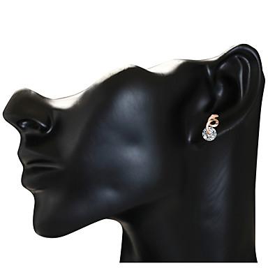 Damskie Kolczyki na sztyft Biżuteria Stop Biżuteria Na Codzienny Casual