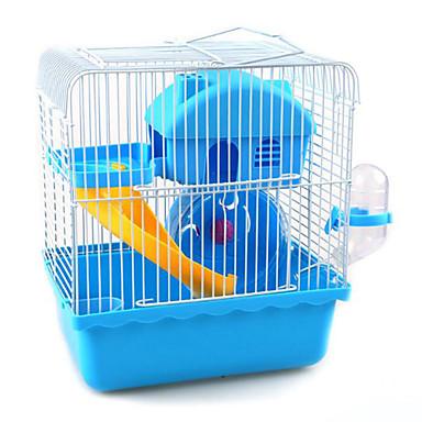 Rozătoare Cuști Plastic Albastru