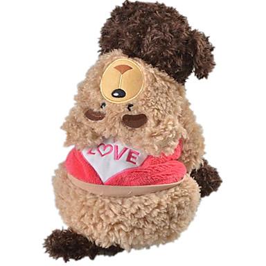 Σκύλος Πουλόβερ Ρούχα για σκύλους Χαριτωμένο Καθημερινά Γράμμα & Αριθμός Τριανταφυλλί Μπλε