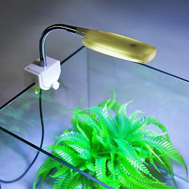 Akvaariot LED-valo Valkoinen Energiansäästö LED-lamppu 220VV