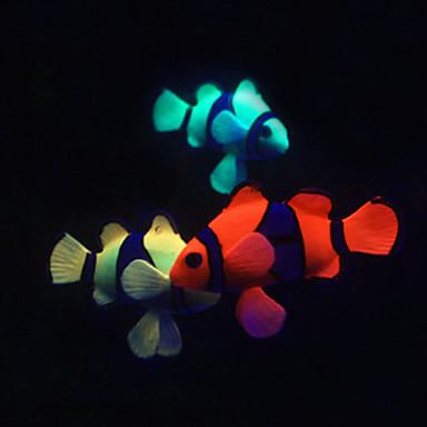 ديكور حوض السمك سمك اصطناعي راتينج