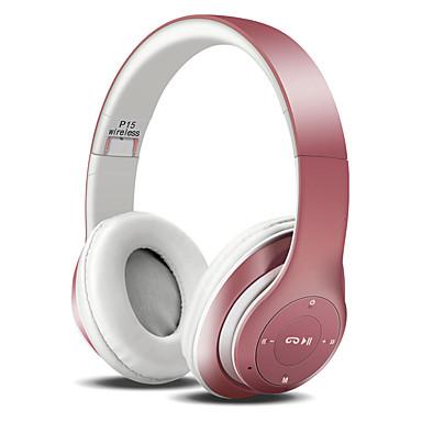 ουδέτερη Προϊόν P15 Ασύρματο ΑκουστικόForMedia Player/Tablet Κινητό Τηλέφωνο ΥπολογιστήςWithΜε Μικρόφωνο DJ Έλεγχος Έντασης Ηλεκτρονικό