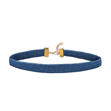Podstawowy Modny Godny podziwu Multi-sposoby Wear Naszyjniki choker Biżuteria Materiał Naszyjniki choker , Impreza Specjalne okazje