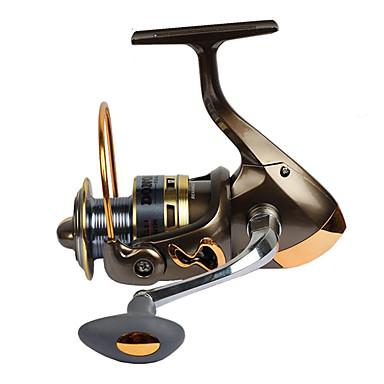 Kołowrotki Kołowrotki spinningowe 2.6:1 13 Łożyska kulkowe wymienny General Fishing-LF2000