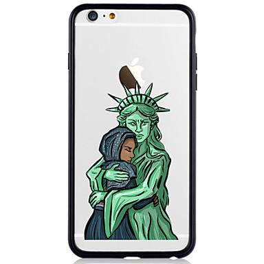 إلى نموذج غطاء غطاء خلفي غطاء جملة / كلمة قاسي أكريليك إلى Appleفون 7 زائد فون 7 iPhone 6s Plus/6 Plus iPhone 6s/6 iPhone SE/5s/5 iPhone