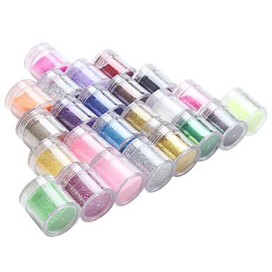 Puder Klasyczny Wysoka jakość Codzienny Nail Art Design
