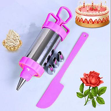 decorare Instrumentul tort Care înmugurește Plastic Oțel Inoxidabil Calitate superioară Nelipicios