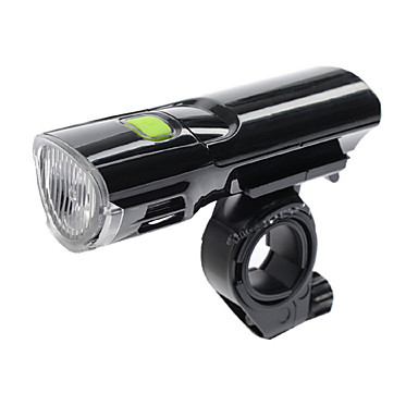 Przednia lampka rowerowa LED Kolarstwo Przysłonięcia AAA Lumenów Bateria Obóz/wycieczka/alpinizm jaskiniowy Kolarstwo