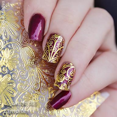 1 Nail Art tarra 3D Nail Stickers meikki Kosmeettiset Nail Art Design