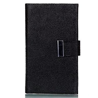 Για Θήκη καρτών Προστασία από τη σκόνη tok Πλήρης κάλυψη tok Μονόχρωμη Σκληρή Συνθετικό δέρμα για Sony Other