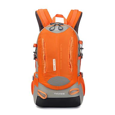 60 L Sırt Çantası Paketleri Seyahat Duffel sırt çantası Tırmanma Badmington Kamp & Yürüyüş Fitness Seyahat Kar Sporu KoşmaSu Geçirmez