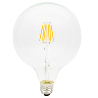 1PC 5W 600 lm مصابيحLED G125 6 الأضواء COB ديكور أبيض دافئ 2700K AC 220-240V