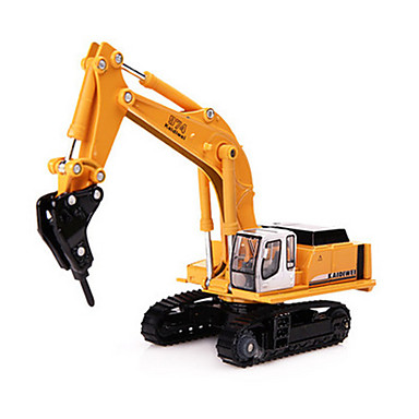 Συντρίβων Παιχνίδια φορτηγά και κατασκευαστικά οχήματα Παιχνίδια αυτοκίνητα 1:87 Τηλεσκοπικό Μεταλλικό Πλαστική ύλη ABS 1pcs Αγορίστικα
