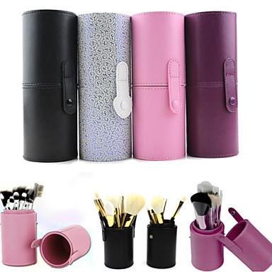 Kosmetyczka do makijażu kosmetyczka 17.5 * 6.5 czarny fioletowy różowy wielokolorowy