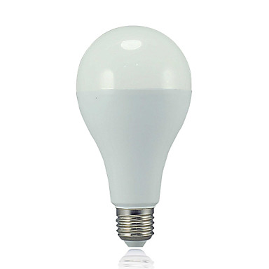 ADDVIVA 1700 lm E26/E27 Żarówki LED kulki A80 24 Diody lED SMD 2835 Zimna biel