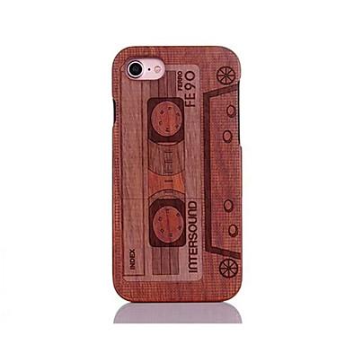Kılıf Na iPhone 7 iPhone 7 Plus iPhone 6s Plus iPhone 6 Plus iPhone 6s iPhone 6 iPhone 5 Apple Odporne na wstrząsy Wytłaczany wzór Wzór