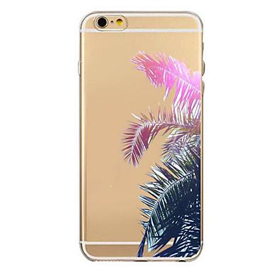 Pentru Carcasă iPhone 7 iPhone-7 Plus Carcasă Carcasă iPhone 6 Carcase Huse Ultra subțire Model Carcasă Spate Maska Copac Moale TPU pentru