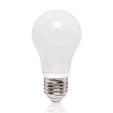 E26/E27 مصابيح كروية LED A50 5 الأضواء SMD 2835 أبيض دافئ أبيض كول 300 360lm 2700  6500K AC 220-240V