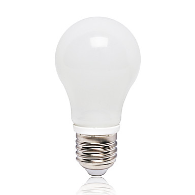 E26/E27 Bulb LED Glob A50 5 led-uri SMD 2835 Alb Cald Alb Rece 300 360lm 2700  6500K AC 220-240V