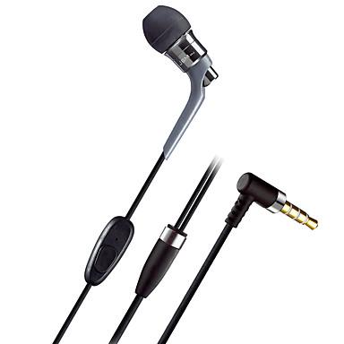 ουδέτερη Προϊόν JBMMJ-MJ6600 Ακουστικά Ψείρες (Μέσα στο Αυτί)ForMedia Player/Tablet Κινητό Τηλέφωνο ΥπολογιστήςWithΜε Μικρόφωνο DJ
