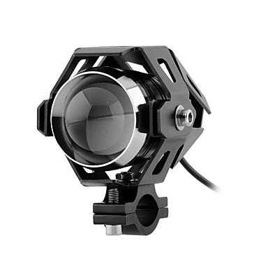 u5 12v üzerinde olan ve anahtar kapama düğmesi motosiklet otomobil kamyon için yüksek ışın far sis lambası spot lamba led
