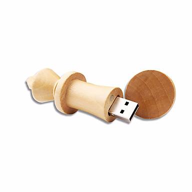 8 γρB στικάκι usb δίσκο USB 2.0 Ξύλινος Μικρό Μέγεθος Wooden