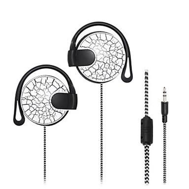 ουδέτερη Προϊόν REMAX RM-303 Ακουστικά Κεφαλής (Που Γαντζώνουν στο Αυτί)ForMedia Player/Tablet Κινητό Τηλέφωνο ΥπολογιστήςWithDJ Έλεγχος
