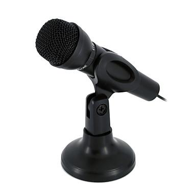 NO Cu fir Microfon de Karaoke 3.5mm Negru
