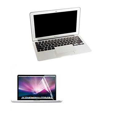 ultrafino guarda palma prata e protetor de tela HD com pacote para MacBook Pro de 13,3 polegadas