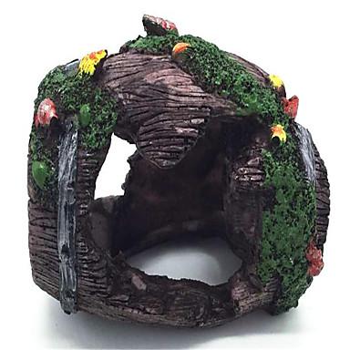 Decorațiune pentru Acvariu Ornamente Ne-Toxic & Fără Gust Resin