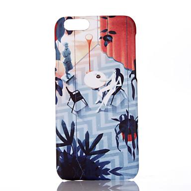 Na Ultra cienkie Wzór Kılıf Etui na tył Kılıf Kreskówka Twarde PC na Apple iPhone 7 Plus iPhone 7 iPhone 6s Plus/6 Plus iPhone 6s/6