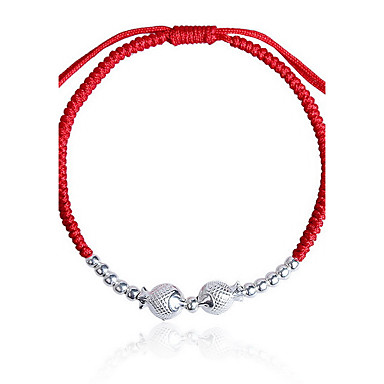 Bransoletki i łańcuszki na rękę Modny Posrebrzany Nylon Stop Wąż Biżuteria Na Urodziny Prezenty bożonarodzeniowe