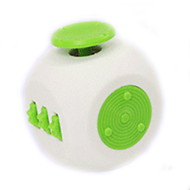 Fidget Desk lelu Fidget Cube Lelut Focus Toy Lievittää ADD, ADHD, ahdistuneisuus, Autism Office Desk Lelut Killing Time Stressiä ja