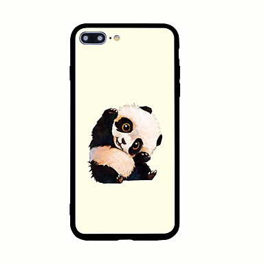 is there an iphone 7 hoesje voor apple patroon achterkantje dier panda 17756