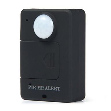 Akıllı pir mp uyarı a9 hırsız alarmı monitörü ev için gsm alarm sistemi