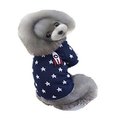 Câine Bandane & Căciuli Îmbrăcăminte Câini Respirabil Sport Solid Albastru Închis Fucsia Costume Pentru animale de companie