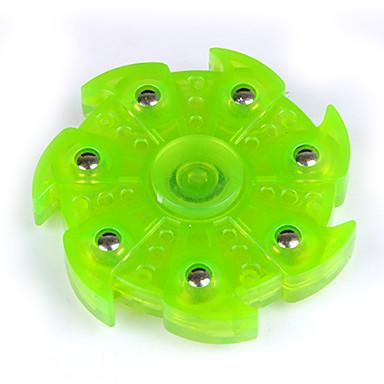 Fidget Spinners Przędzarka ręczna Zabawki Wysoka prędkość Focus Toy Stres i niepokój Relief Zabawki biurkowe Zwalnia ADD, ADHD, niepokój,