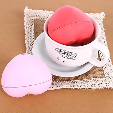 رائعتين 3d شكل قلب القلب الجليد العفن سيليكون كعكة الآيس كريم أدوات لمحبي