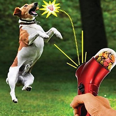 قط كلب مغذيات حيوانات أليفة السلطانيات والتغذية مقاوم للماء المحمول مزدوج لون عشوائي البلاستيك