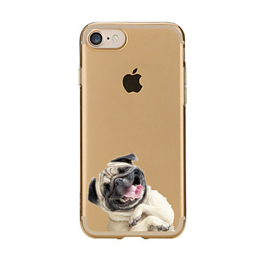 TPU iPhone Custodia Transparente iPhone Morbido Plus Per per 8 cagnolino iPhone retro 8 iPhone 05652716 X iPhone Con Fantasia X disegno Apple Per pwwf6I