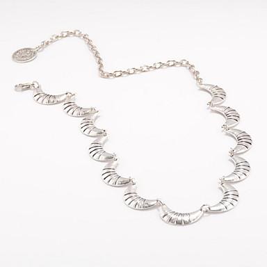 نساء قلادات ضيقة القلائد بيان مجوهرات مجوهرات سبيكة مخصص قديم euramerican في بيان المجوهرات نمط الشعبية أوروبي موضة مجوهرات من أجل يوميا