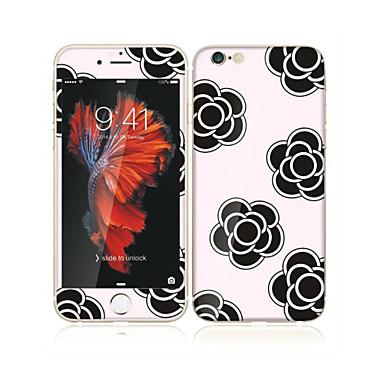 حامي الشاشة Apple إلى iPhone 6s Plus iPhone 6 Plus زجاج مقسي 1 قطعة حامي شاشة أمامي و خلفي نموذج