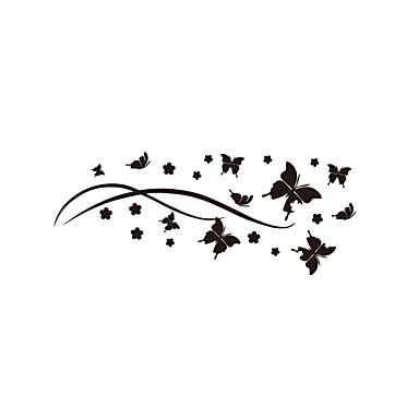 Krajobraz Zwierzęta Moda Naklejki Naklejki ścienne lotnicze Dekoracyjne naklejki ścienne, Winyl Dekoracja domowa Naklejka Ściana Szkło /