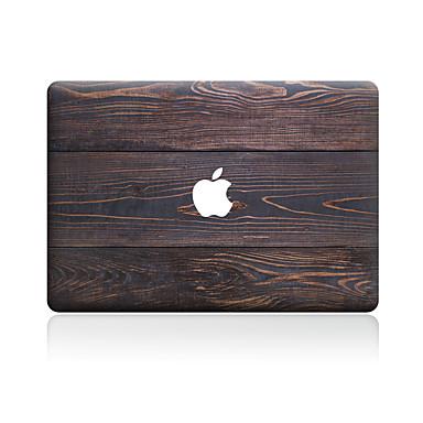 1개 스킨 스티커 용 스크래치 방지 나무결 패턴 PVC MacBook Pro 15'' with Retina MacBook Pro 15'' MacBook Pro 13'' with Retina MacBook Pro 13'' MacBook Air